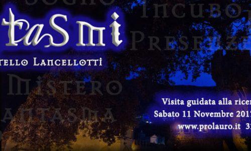Protetto: Fantasmi al Castello Lancellotti