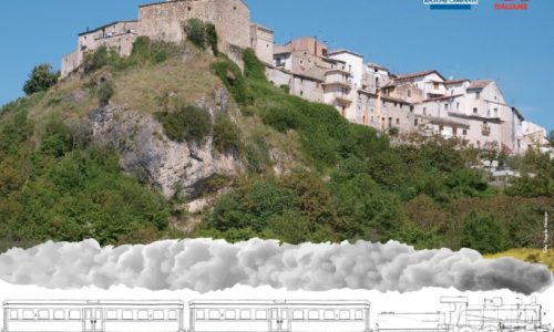 Sannio Express: da Salerno a Santa Croce Del Sannio
