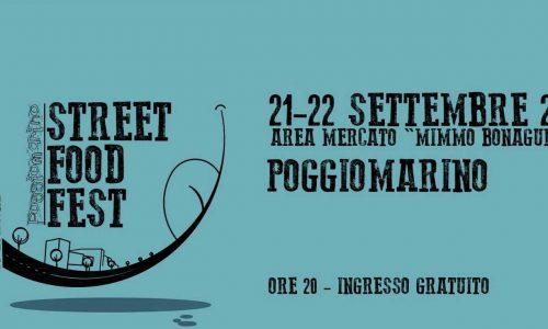 Poggiomarino Street Food Fest – IV Edizione
